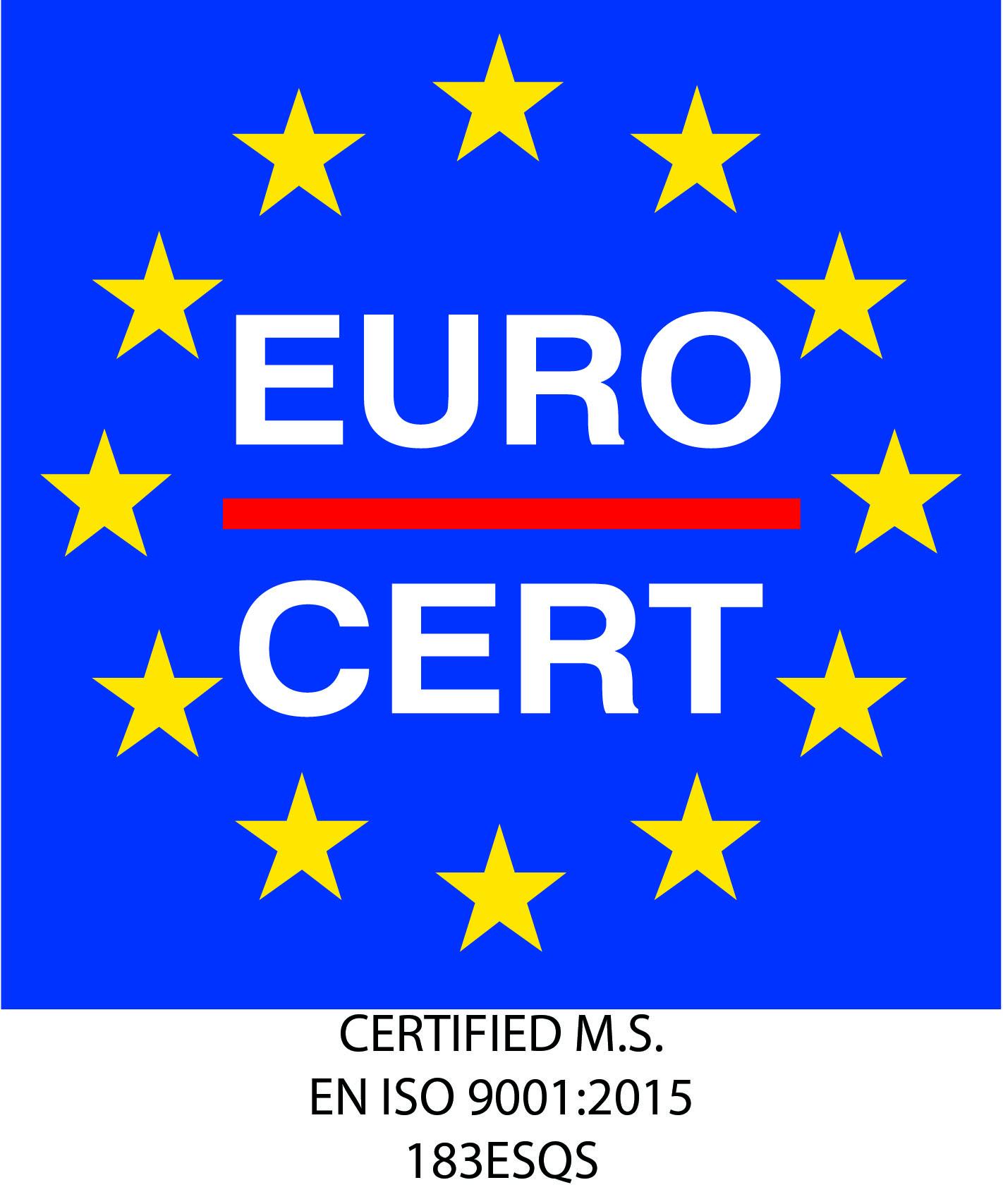 Certificacion ISO 9001:2015